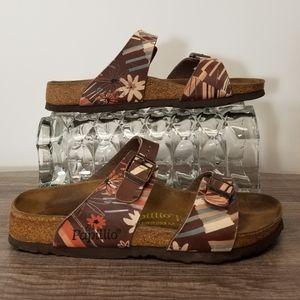 Birkenstock Shoes Sandals Papillio FuBbett 2 Strap